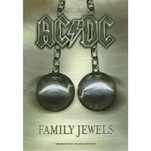 (AC/DC - Family Jewels Tapestry)