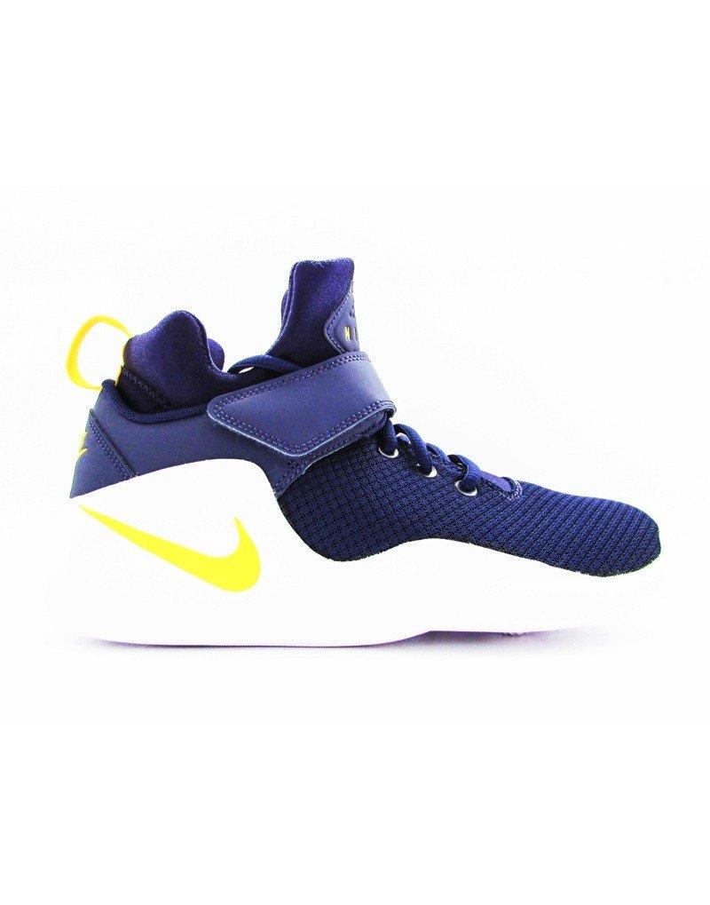 Nike Kwazi, Color Midnight Navy/Yellow Ochre, Tamaño 44 44 EU