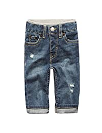 Levi's Baby-Boys Baby Murphy Distressed Pull-on Pants