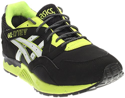 Asics Gel Lyte V Sneakers Gore-tex Pack Nero Soft Grigio H429y 9010 Nero / Soft Grigio
