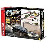 Smokey And The Bandet Ho Scale Slot Car Race Track Set
