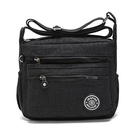 side bags for women black - 3