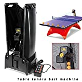 TBVECHI Ball Machine Pro JT-A Table Tennis Robot