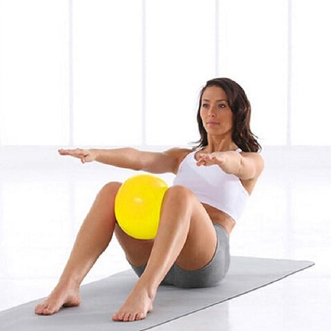 CRSM Bola De Yoga De 20 Cm Gimnasia De Fitness Bola De ...