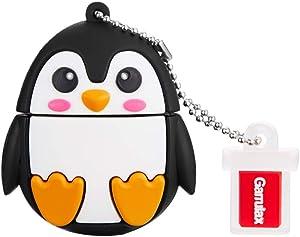 GARRULAX USB Flash Drive, 8GB / 16GB / 32GB USB2.0 Cute Animal USB Memory Stick Date Storage Pendrive Thumb Drives for Kids Children Collegue Student