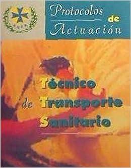 Book PROTOCOLOS DE ACTUAL TRANSP SANITARIO
