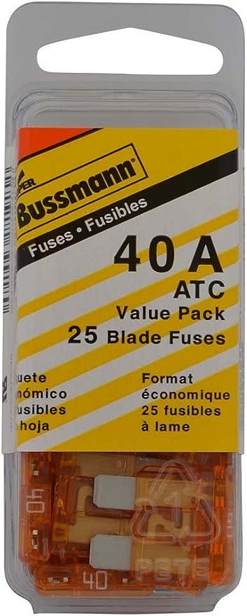 /Fusible 40/A//32/V//Naranja 5/x Fusible Maxi/