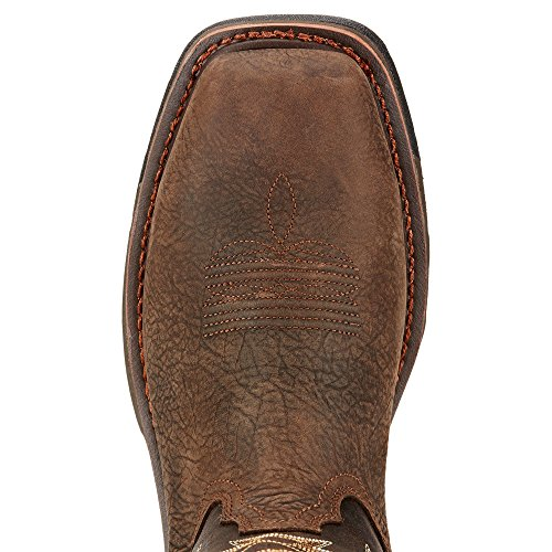 Pictures of Ariat Men's Workhog Wide Square Composite BRUIN BROWN/COFFEE 1