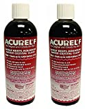 (2 Pack) Acurel F250 Millimeter Water Clarifier, Aquarium, (Each Bottle Treats 2,650 Gallons)