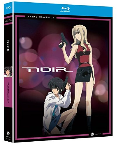 Noir: Complete Series - Classic [Blu-ray]