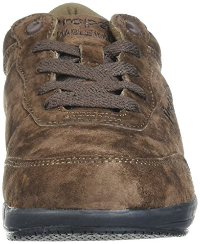 Propet Womens Lavabile Sneaker Walker Sr Brownie