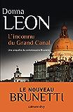 L'Inconnu du grand canal (Suspense Crime) (French Edition)