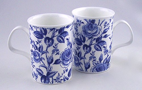 Country Blue Mug - 5