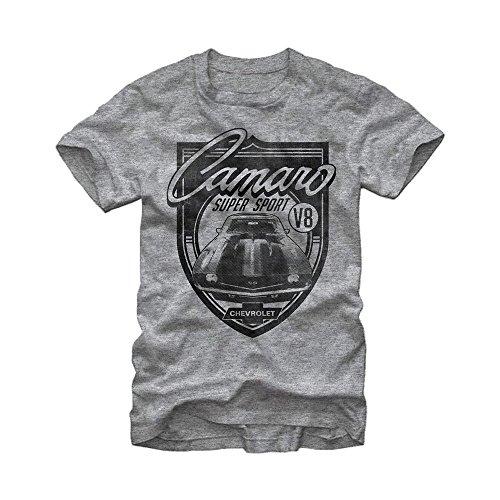 General Motors Men's Chevy Camaro Super Sport T-Shirt