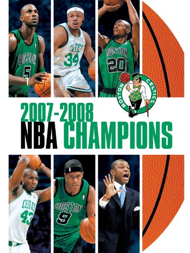 2007-2008 NBA Champions - Boston (Boston Celtics Nba Championships)
