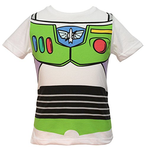 Toy Story I Am Buzz Toddler T-Shirt (2T) (Jessie Toy Story Costume Toddler)