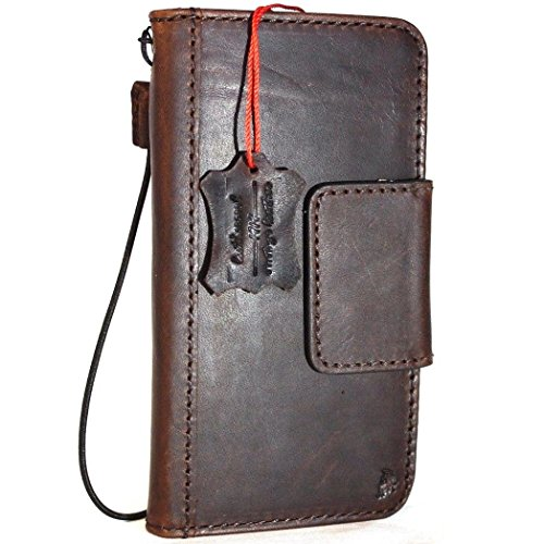 Genuine Leather Case for Google Pixel 2 book...