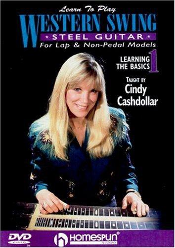 (DVD-Learn To Play Western Swing -Steel Guitar- #1)