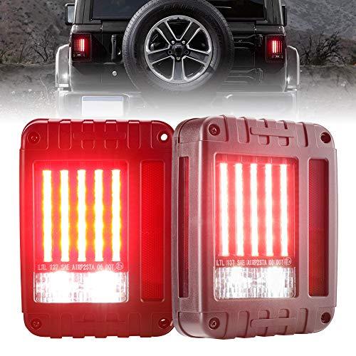 Led Led Tail Lights in US - 6