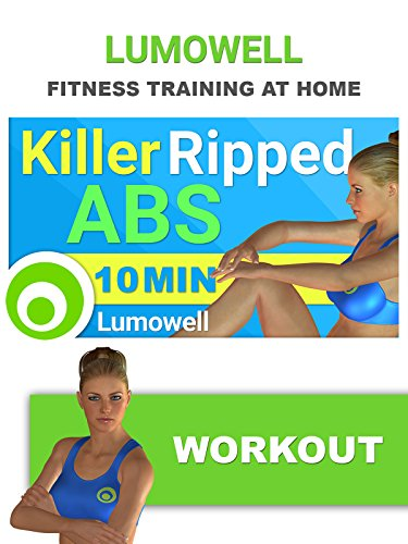 Six Pack Killer   10 Min Ripped Abs Workout To Get A Six Pack