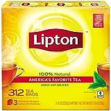 Lipton Black Tea Bags, 312 ct