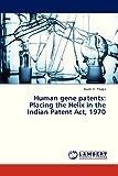 Human Gene Patents, Thapa Jwala    D., 3659319805