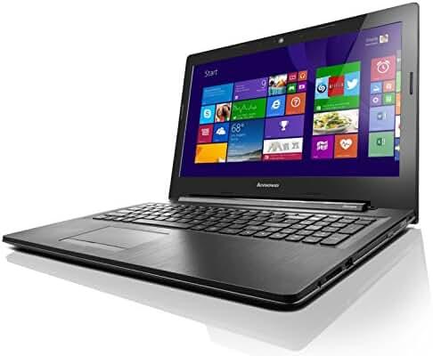 Lenovo G50-80 80E501U3US 16-Inch LED Notebook (2.20GHz Intel Core i5-5200U, 6GB Memory, 500GB Hard Drive, Windows 8.1) Textured Black