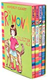 The Ramona Collection, Vol. 1: Beezus and Ramona / Ramona the Pest / Ramona the Brave / Ramona and Her Father [4 Book Box set]