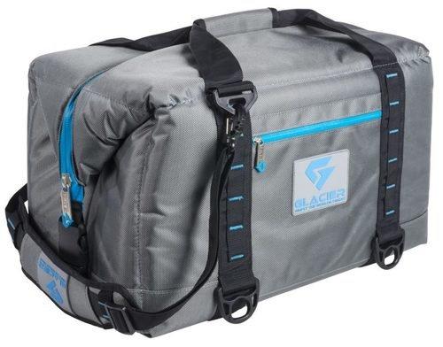 Glacier Icebox Cooler, Grey, 35 Quart - Glacier Cooler