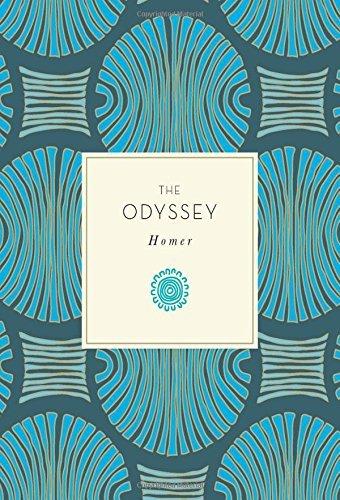 The Odyssey (Knickerbocker Classics) by Homer (2015-10-08) (Odyssey Race)