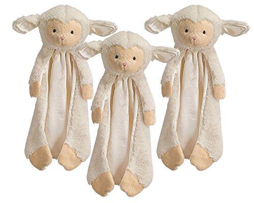 Baby Gund Satin Blankets (Gund Huggybuddy- 18 inch)