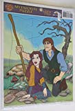 quest for camelot game - Quest For Camelot 12 Piece Frame Tray Puzzle (1998)