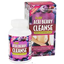 ACAI BERRY CLEANSE TABS Size: 56