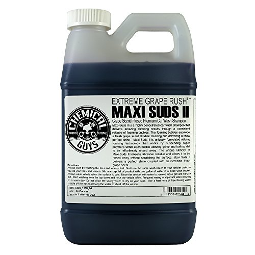 Chemical Guys CWS_1010_64 Car Wash Shampoo, 64 fl. oz.