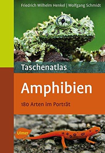 Taschenatlas Amphibien: 180 Arten für das Terrarium