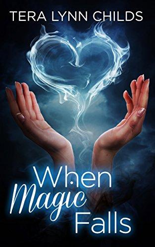 book cover of When Magic Falls