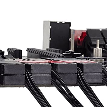 Silverstone Tek Ultra Thin Lateral 90 Degree SATA Cables with Custom Low-Profile Connectors CP11