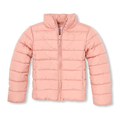 28ec84ab6779 Amazon.com  The Children s Place Girls  Puffer Jacket  Clothing