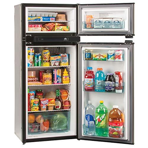 Refrigerator Panels Door Cf (Norcold 3.7 cu. ft N3150AGR 5.3 Cf Refrigerator 2 Door)