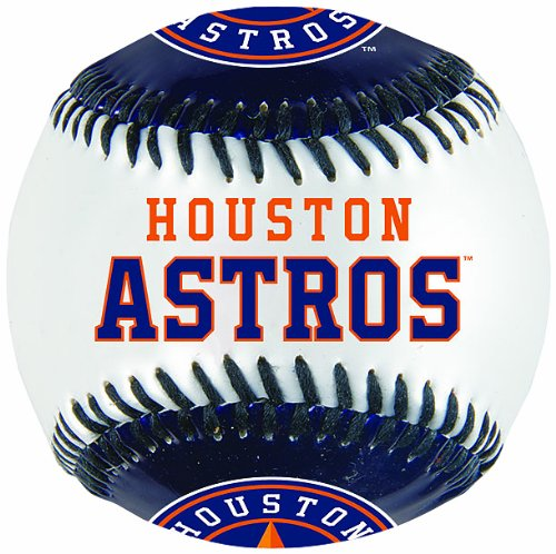 fan products of Franklin Sports MLB Houston Astros Team Softstrike Baseball