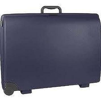 9318ab8eb4 Carlton Airtec 78 Cm Suitcase 2 Wheel (Navy)  Amazon.co.uk  Luggage