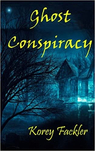 Book Ghost Conspiracy
