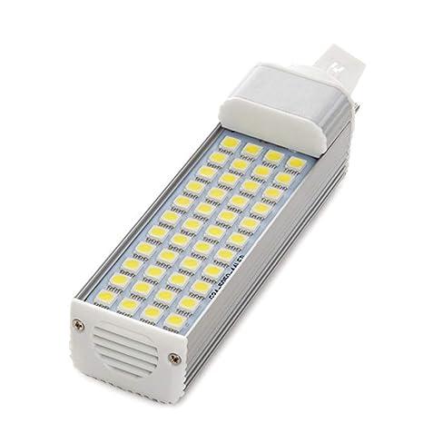 Greenice | Bombilla de LEDs G24 4 Pins de 40 X SMD5050 8W 680Lm 30.000H