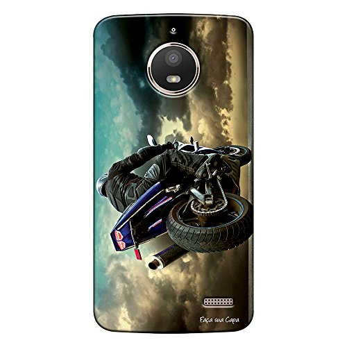 Capa Personalizada para Motorola Moto E4 Plus Moto - VL10