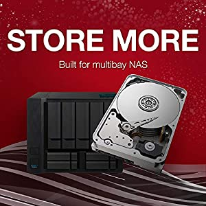 Seagate IronWolf Pro 16TB NAS Internal Hard Drive HDD – CMR 3.5 Inch SATA 6GB/S 7200 RPM 256MB Cache for Raid Network…