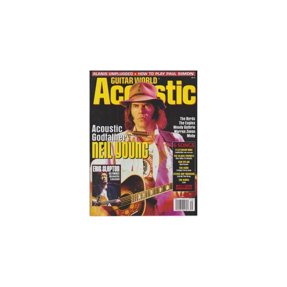 Guitar World Acoustics Magazine (Issue #35  2000) (Acoustic Godfather