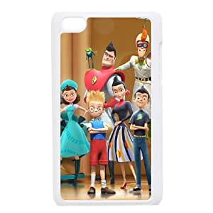 iPod Touch 4 Case White Meet the Robinsons E6X6L