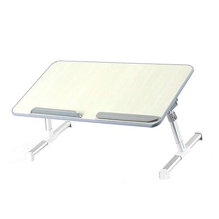 JHTRY Mesa Plegable, Soporte para Laptop Aleación De Aluminio ...