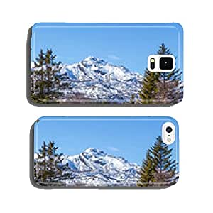 View of the resort Hemsedal village. cell phone cover case iPhone6 Plus