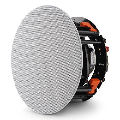 """JBL STUDIO26ICDT 6-1/2"""" 2-Way In-Ceiling Loudspeaker (Each) Black"""